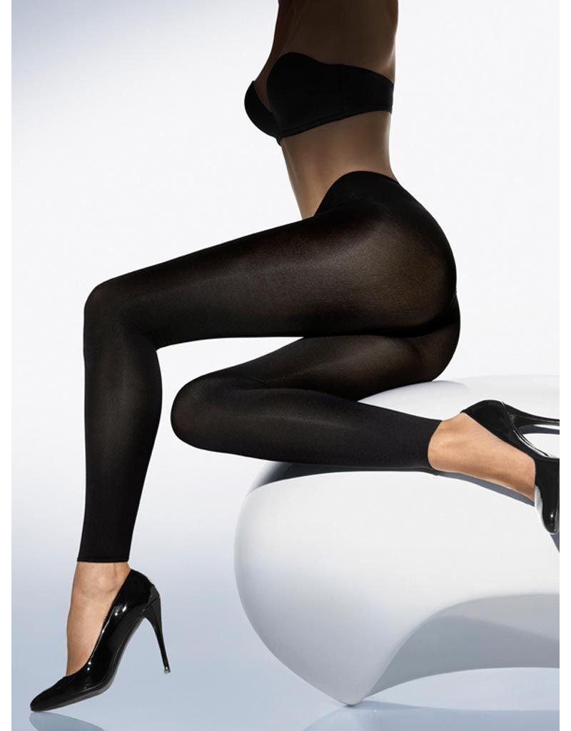 Wolford Wolford - Velvet Leggings.<p><li>Colour: Black.<li>Fabric: 95% Nylon, 5% Elastane.<lI>Care: 30 degree machine washable.<li>Style: 17017