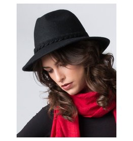 Pia Rossini Pia Rossini - Courtney Hat.<p><li>Fabric: 100% Wool.<li>Style:COU001