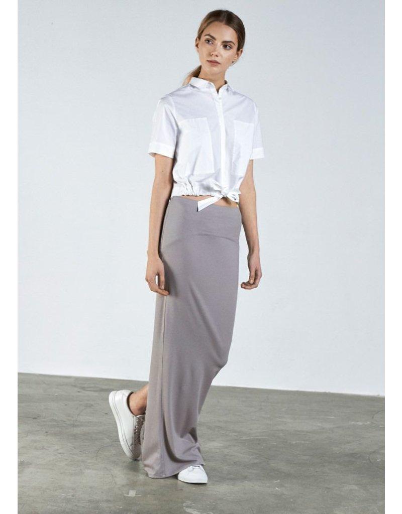 Charli London Charli - Peach Long Skirt