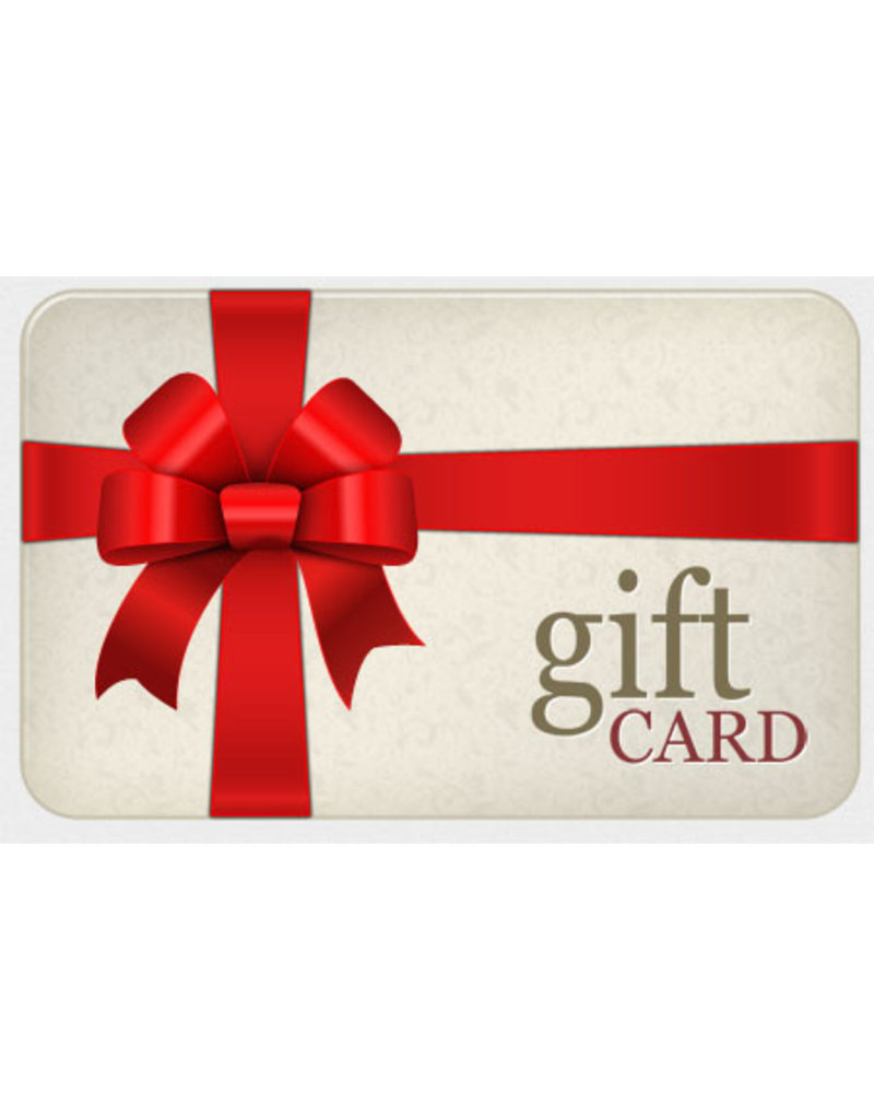 Instore Gift Card €50
