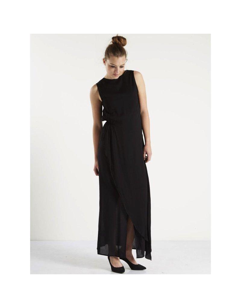 Nu Denmark Nu Denmark - Black 2 in 1 Dress