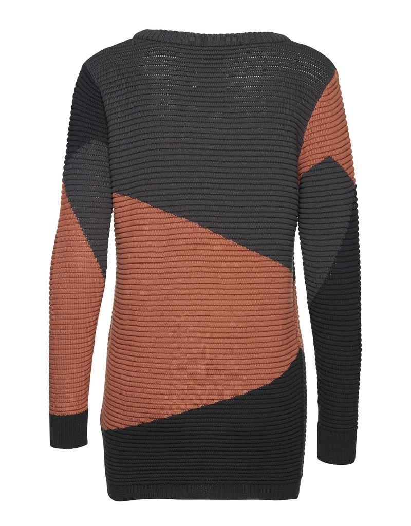 ICHI Ichi - Motown Long Sleeved Knit tunic