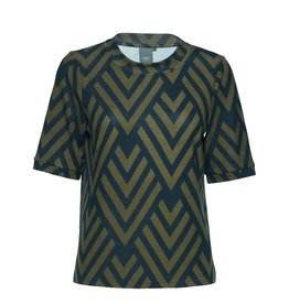 ICHI Luise Short Sleeve Top