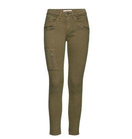ICHI Lulu Hopkins Khaki Jeans