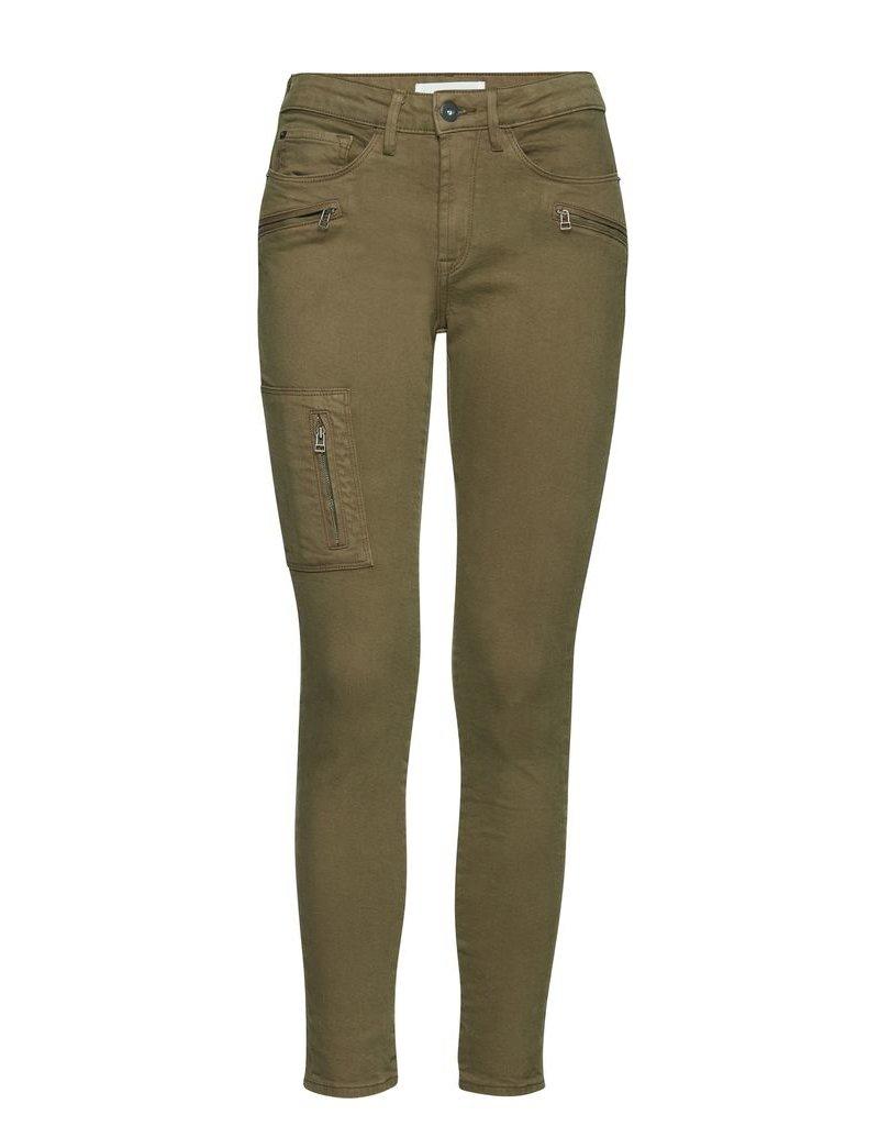 ICHI Ichi - Lulu Hopkins Khaki Jeans