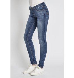 Mos Mosh Jade Cosy Blue Jeans