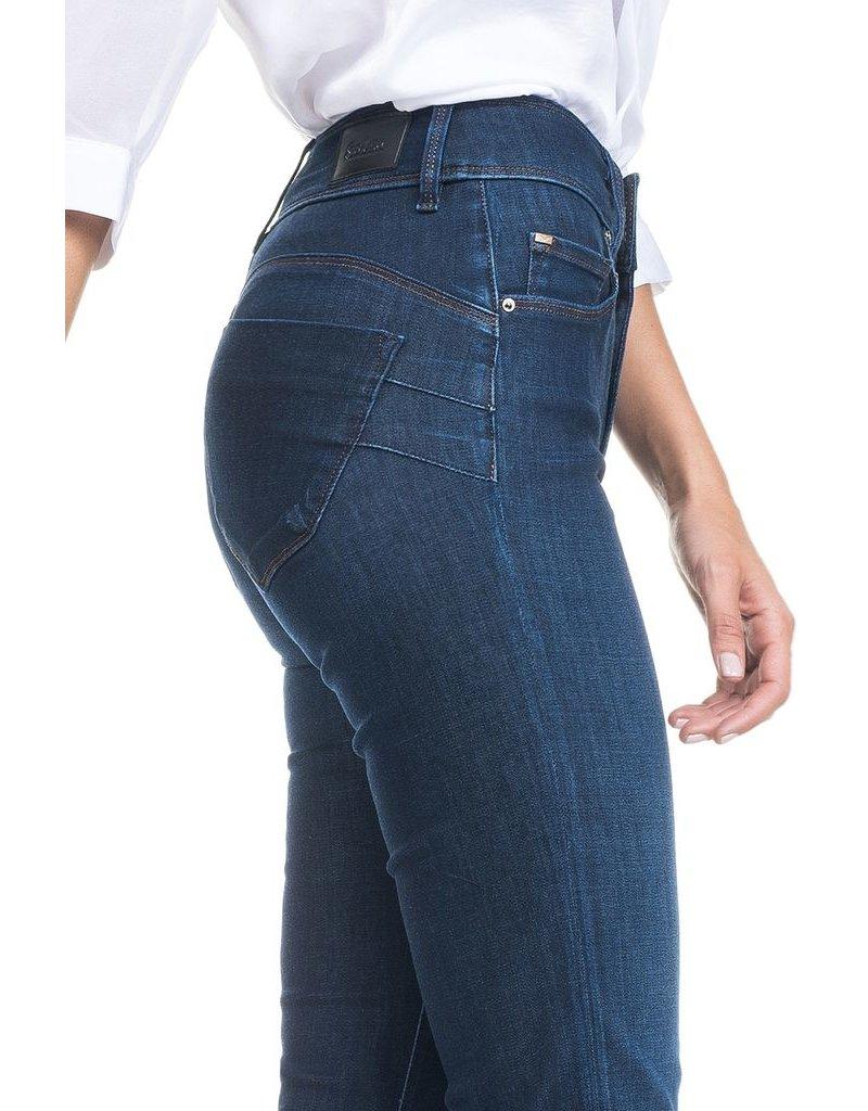 Salsa Jeans Salsa Jeans - Slim Leg Dark Wash Push In Jeans
