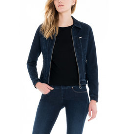 Salsa Jeans Salsa Jeans - Zip through denim jacket