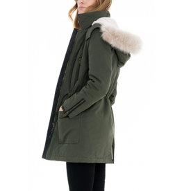 Salsa Jeans Parka style Coat.
