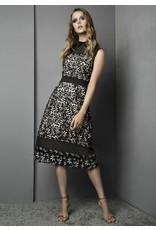 Fee G Fee G - Lace Paneled Dress
