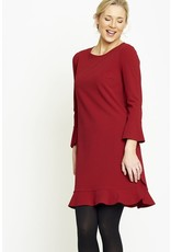 Peruzzi Peruzzi - Peplum Sleeve Dress