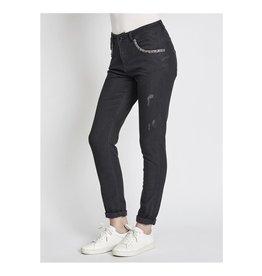 Mos Mosh Bradford Glam Black Jeans
