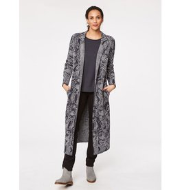 Thought Museo Organic Wool Throw Coat