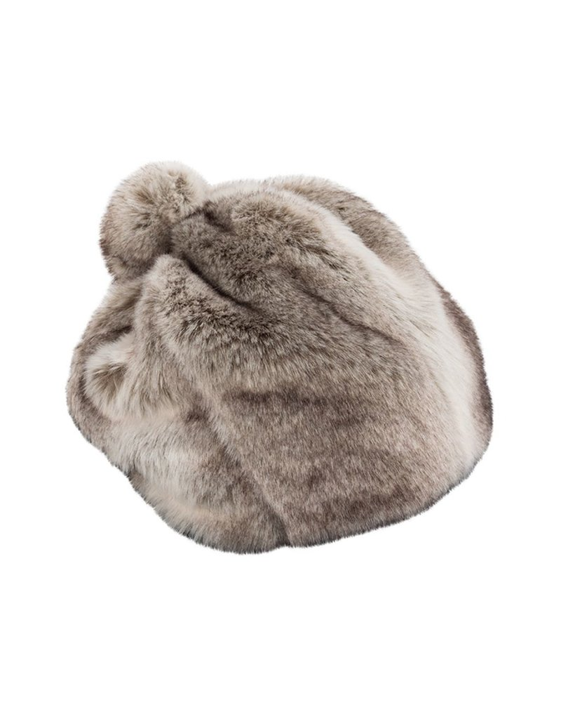 Pia Rossini Pia Rossini - Monroe Faux Fur Beanie Hat