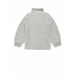 10 Feet Short funnel neck & voluminous sleeved knit