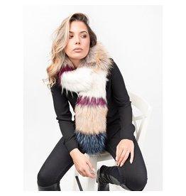 Pia Rossini Gigi Faux Fur Scarf