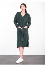 Humility Humility - Long Forest Green Cardigan