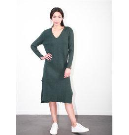 Humility V-Neck Dress