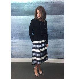 Fee G Striped Skirt