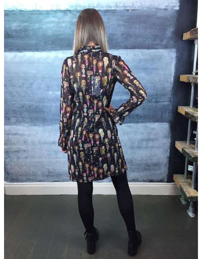 La Fee Maraboutee La Fee Maraboutee - Shirt Style Dress