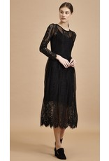 Charli London Charli - Lori Lace Dress