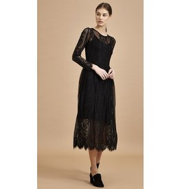 Charli London Lori Lace Dress