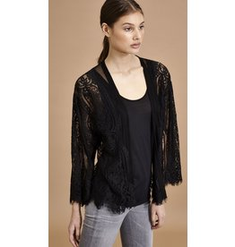 Charli London Leah Lace Jacket