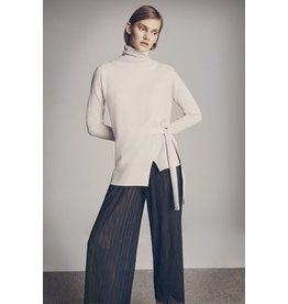 Charli London Nadja Cashmere Blend  Long Polo Knit