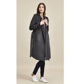 Charli London Drew 100% Lambswool Trench Coat