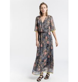 La Fee Maraboutee Chiffon Floral Patterned Dress