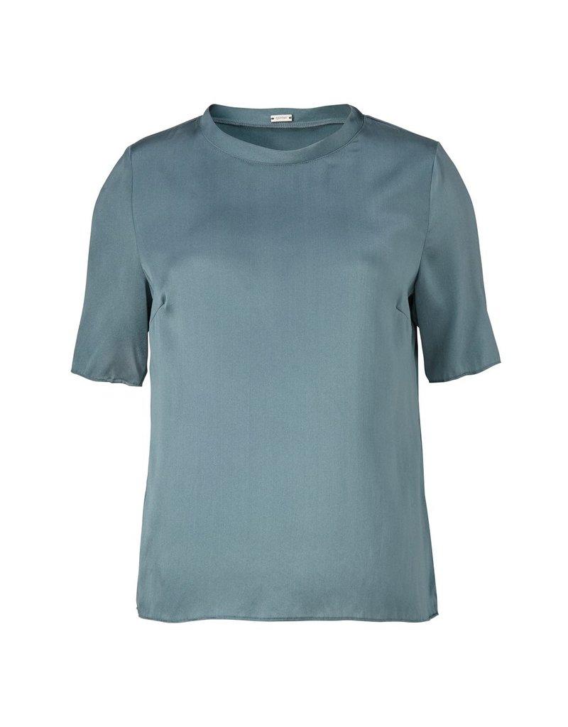 Gustav Denmark Women's Silk T-Shirt Blouse