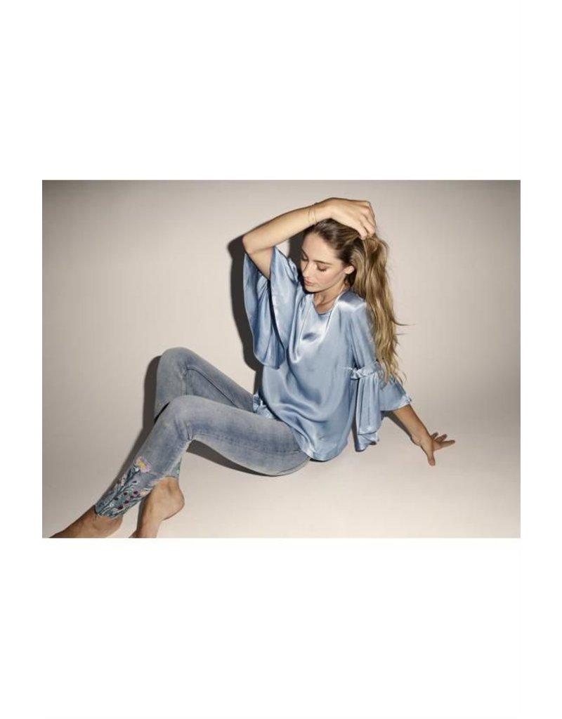 Mos Mosh Women's Victoria Flower Jeans