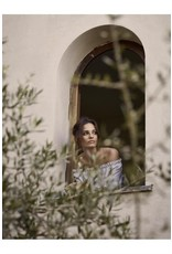 Mos Mosh Women's Penelope Gold Blouse - Light Blue - Size XS to L