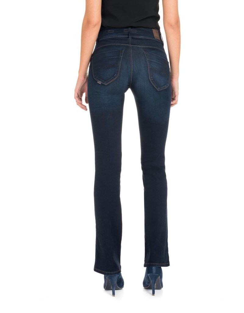 Salsa Jeans Push In Secret, high waisted bootcut jeans.
