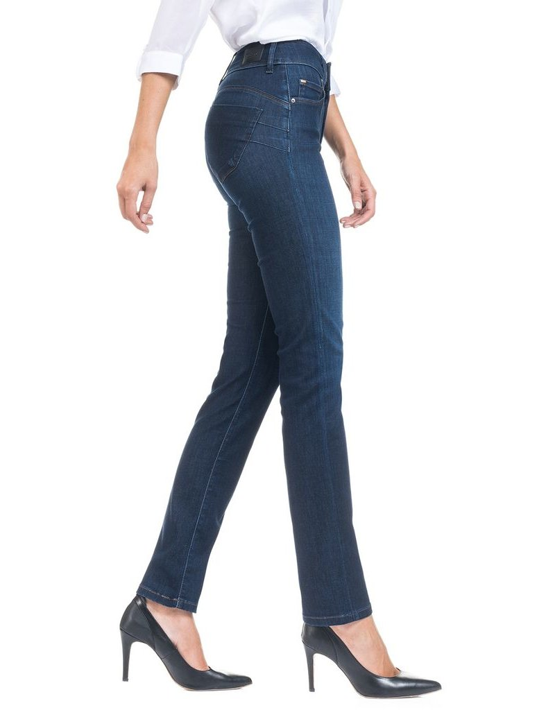 Salsa Jeans Salsa Jeans - Slim Leg Dark Wash Push In Jeans