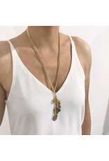 Bcharmd bcharmd - Helena  Gold Necklace
