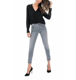 Salsa Jeans Secret Capri Light Grey