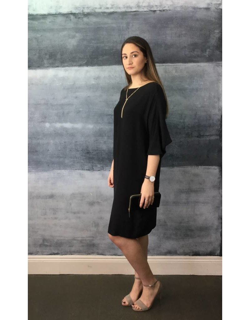 La Fee Maraboutee Tunic Dress with Gold Chain