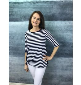Peruzzi Fresh Stripe Top