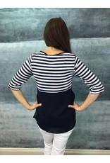 Peruzzi Fresh Stripe Top