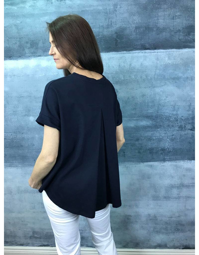 Peruzzi T-Shirt with Pocket