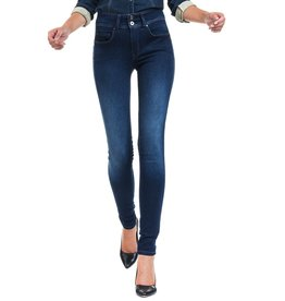 Salsa Jeans Secret Push In Skinny Jeans with Emana Denim