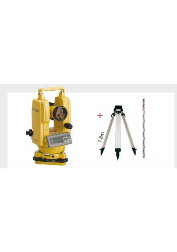 Topcon Laser canalisation DT-209