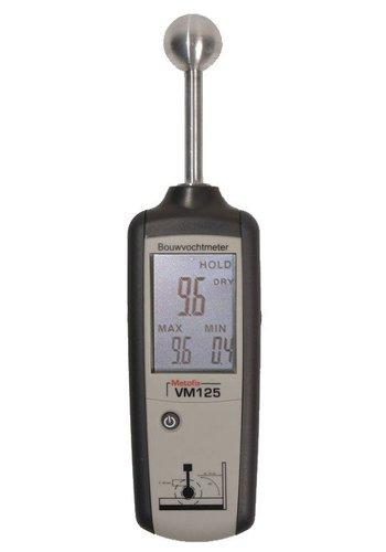 Metofix Humidimètre VM125