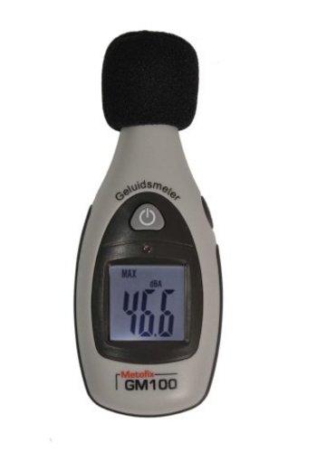 Metofix Decibelmètre GM100