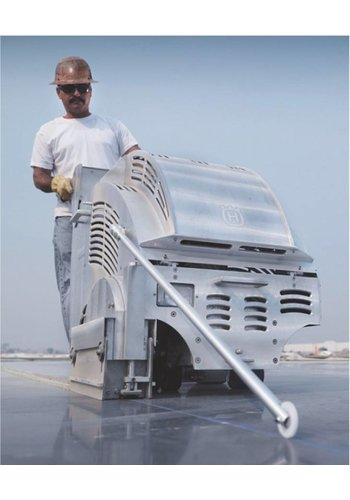 Soff-cut Scie à sol essence X-4200