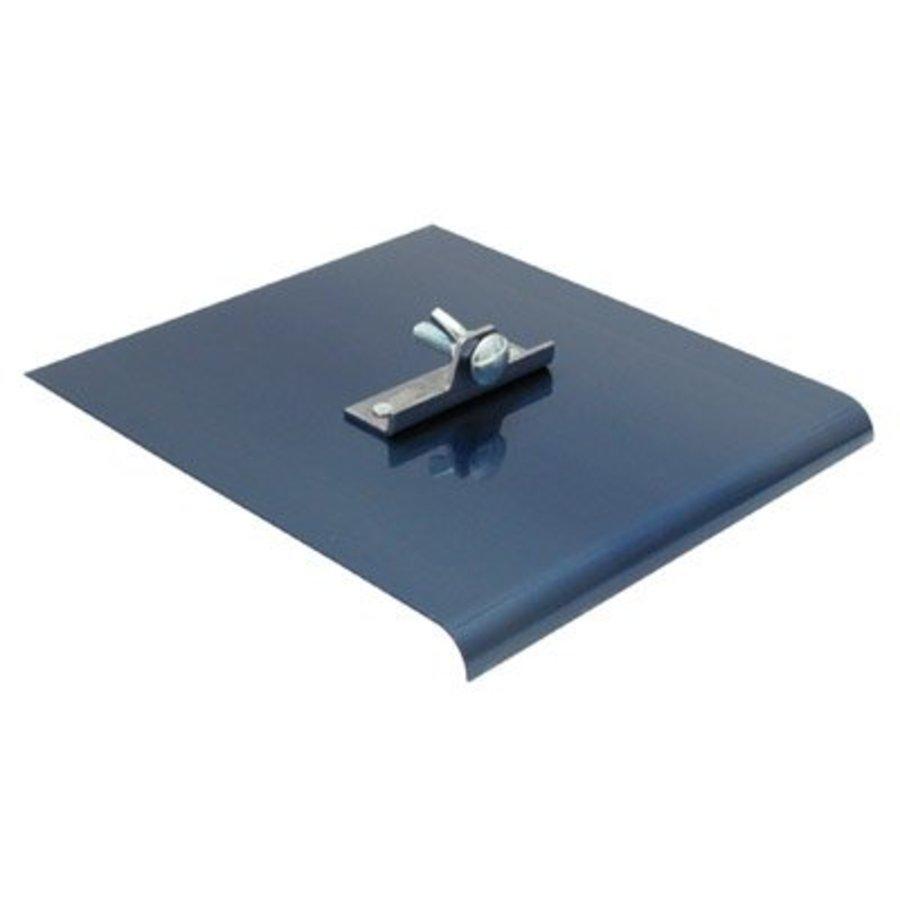 Blue steel walking edger BT22SWE