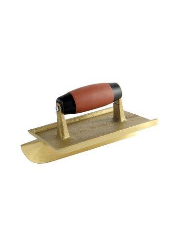 Betontrowel Bronze hand groover BT191BG