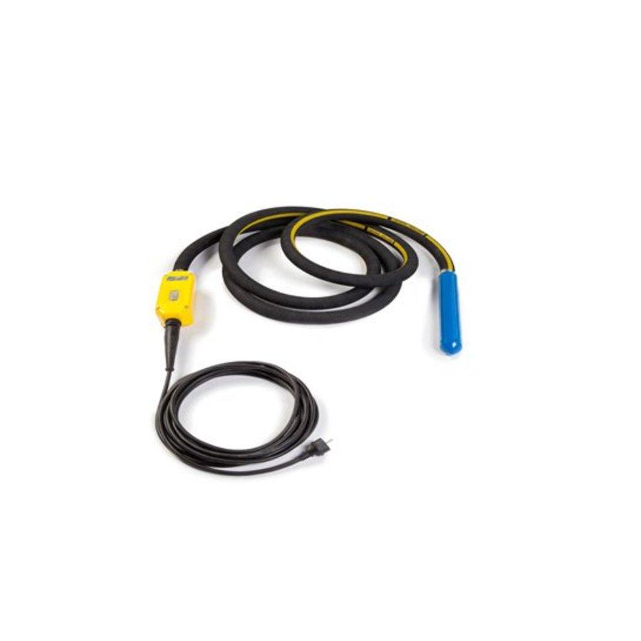 Aiguille vibrante avec convertisseur intégré 36 mm
