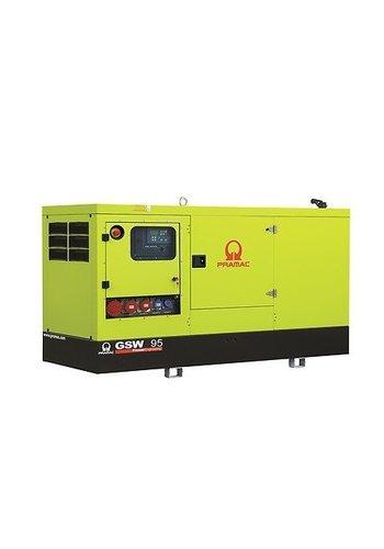 Pramac Groupe électrogène super-silencieux GSW95P